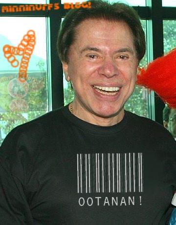 Silvio Santos Tanan Gregório'.