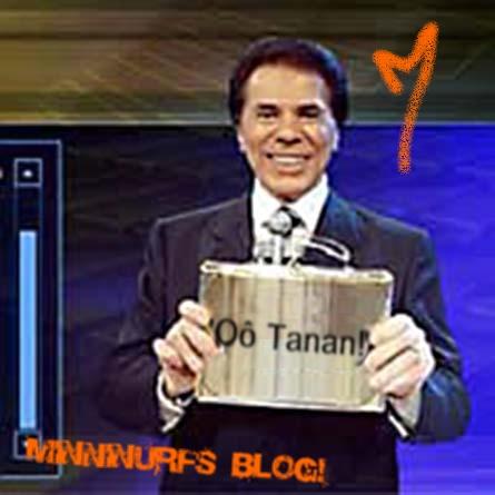 Silvio S. Apoiando o 'Oô Tanan!'